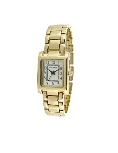 Louis chatel femme quartz alliage gold dore