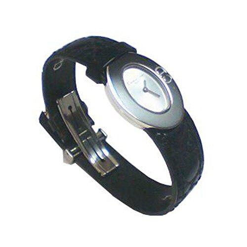 Christian Dior Damen Uhr mit Leder Armband der Kollektion Lady Dior