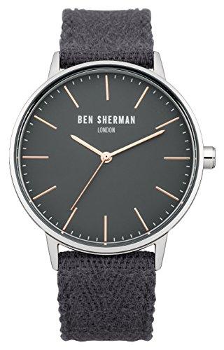 Ben Sherman Herren Armbanduhr Analog Quarz WB009EA