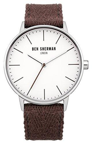 Ben Sherman Herren Armbanduhr Analog Quarz WB009PA