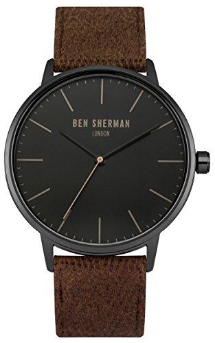 Ben Sherman Herren Armbanduhr Analog Quarz WB009TB
