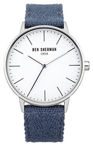 Ben Sherman Herren Armbanduhr Analog Quarz WB009UA