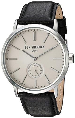 Ben Sherman Herren Armbanduhr Analog Quarz WB032S