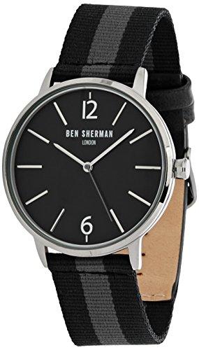 Ben Sherman Herren Armbanduhr Analog Quarz WB044BA