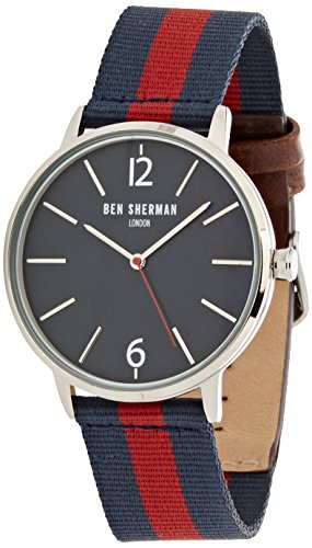 Ben Sherman Herren Armbanduhr Analog Quarz WB044UA
