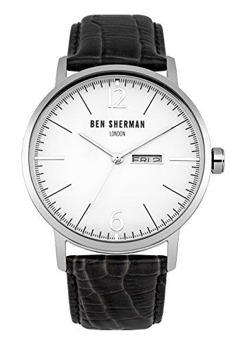 Ben Sherman Herren Armbanduhr Analog Quarz WB046B