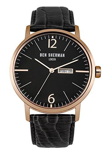 Ben Sherman Herren Armbanduhr Analog Quarz WB046BRG
