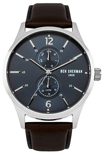 Ben Sherman Herren Armbanduhr Analog Quarz WB047UBR