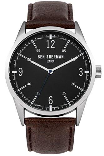 Ben Sherman Herren Armbanduhr Analog Quarz WB051BR