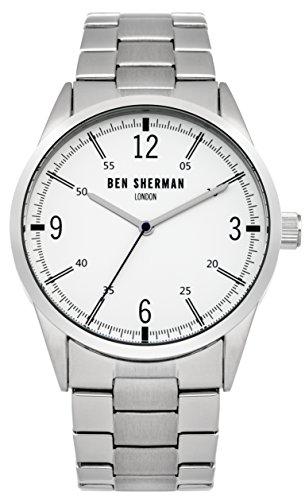 Ben Sherman Herren Armbanduhr Analog Quarz WB051SM