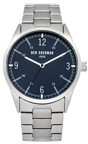 Ben Sherman Herren Armbanduhr Analog Quarz WB051USM