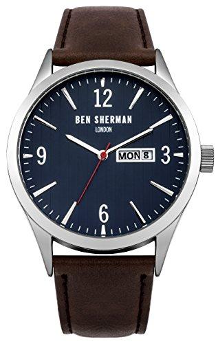 Ben Sherman Herren Armbanduhr Analog Quarz WB053BR