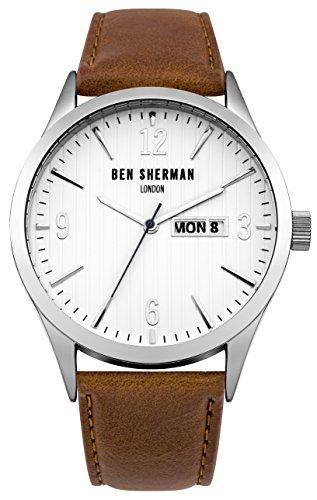 Ben Sherman Herren Armbanduhr Analog Quarz WB053T