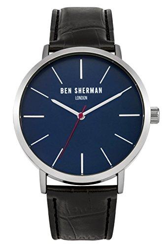 Ben Sherman Herren Armbanduhr Analog Quarz WB054B