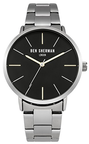 Ben Sherman Herren Armbanduhr Analog Quarz WB054BSM