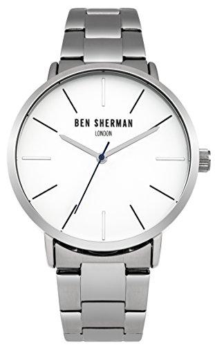 Ben Sherman Herren Armbanduhr Analog Quarz WB054SM