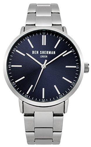 Ben Sherman Herren Armbanduhr Analog Quarz WB061USM