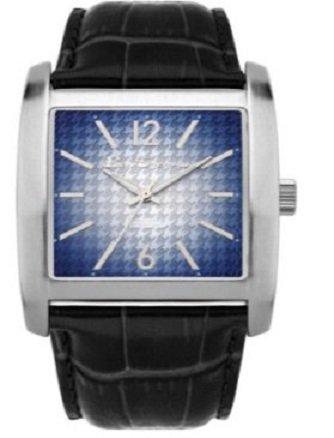 Ben Sherman Klassisch tuerkis Ziffernblatt Lederband Uhr R860