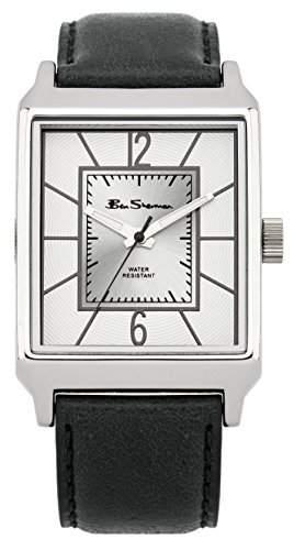 Ben Sherman Herren-Armbanduhr Analog Quarz Polyurethan BS097