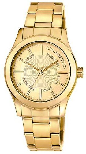 Damen Uhren CUSTO ON TIME CUSTO ON TIME GOLD FEVER CU061202
