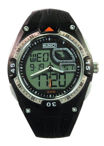 Armbanduhr MUNICH 10 ATM modell MU 117 1A