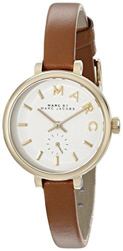 Marc Jacobs Damen Armbanduhr Analog Quarz Leder MBM1351