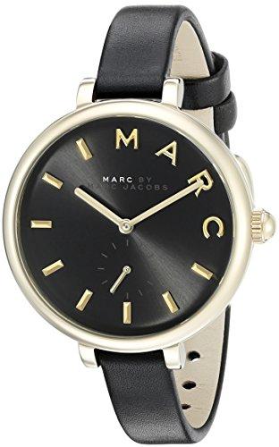 Marc Jacobs Damen Armbanduhr Analog Quarz Leder MJ1416