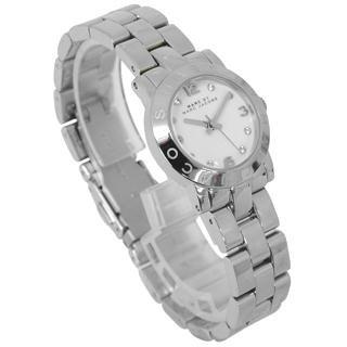 Marc Jacobs Damen Armbanduhr Analog Quarz Edelstahl MBM3055