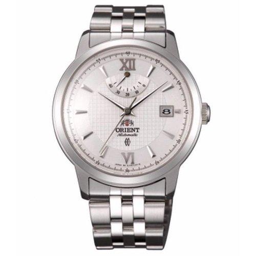 Uhr Orient Classic Ej02003w Herren Silber