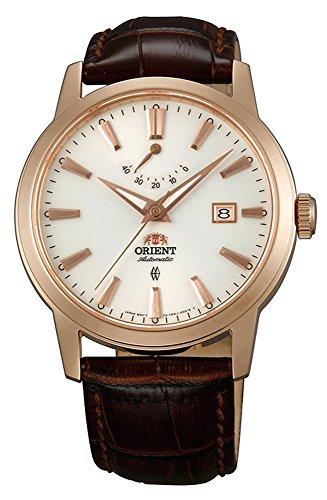 Orient kuratorin Automatik Uhr mit Power Reserve und Kristall Saphir Fd0j001 W