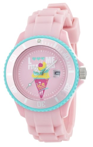Ice Watch Armbanduhr Love Me Im Famous Small Rosa LM SS OPI S S 11