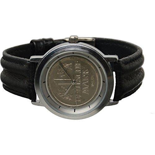 Echte 1 DM Armbanduhr Deutsche Mark 1978 UVP 59 90