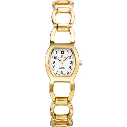 Certus Damen-Armbanduhr Analog Quarz Metall 620925