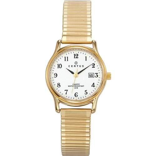 Certus Damen-Armbanduhr Analog Quarz Metall 630714