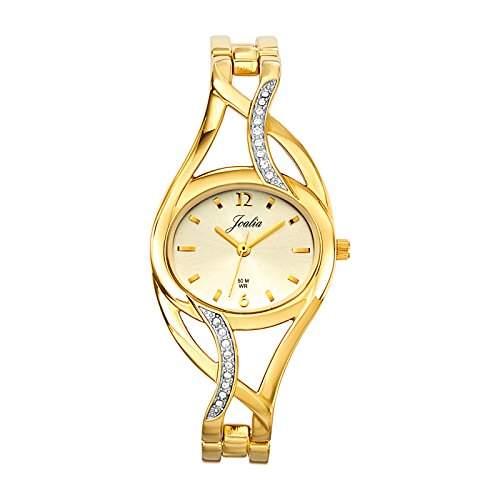 Certus Damen-Armbanduhr Analog gold 631633