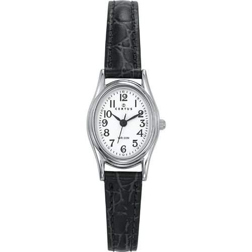 Certus Damen-Armbanduhr Analog Quarz Leder 644494