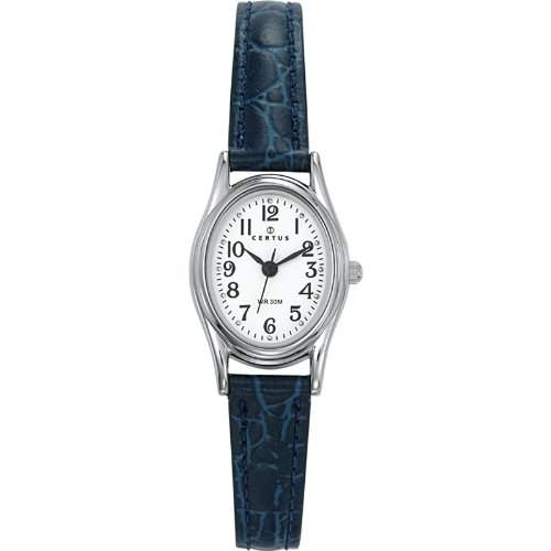 Certus Damen-Armbanduhr Analog Quarz Blau 644495