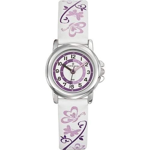 Certus Kinder-Armbanduhr Quarz Weiss 647547