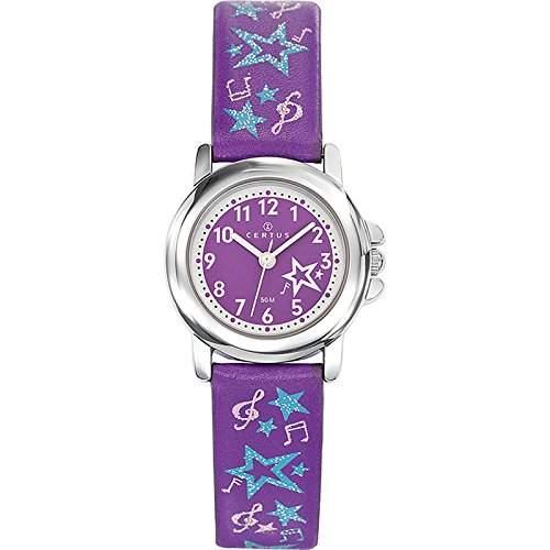 Certus Unisex-Armbanduhr 647568 Analog Quarz Violett 647568