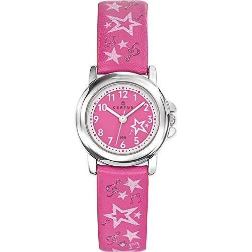 Certus Unisex-Armbanduhr 647570 Analog Quarz Rosa 647570