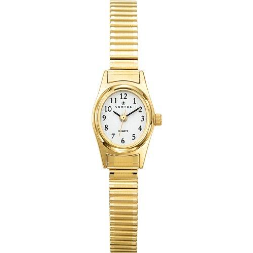 Certus Damen Armbanduhr Analog gold 630715