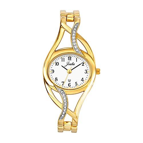 Certus Damen Armbanduhr Analog gold 631632