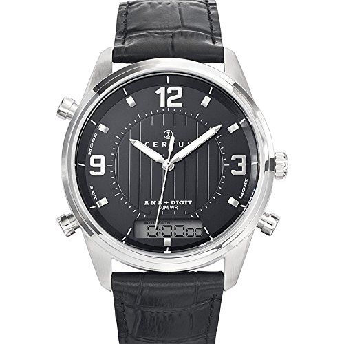 Certus Herren Armbanduhr Analog Digital Quarz Schwarz 614851