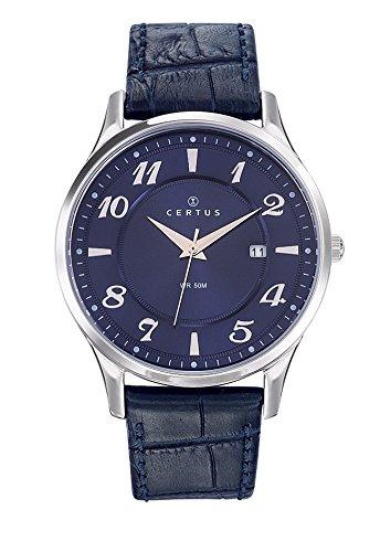 Certus Uhr Modell 610976 mit Datumsanzeige