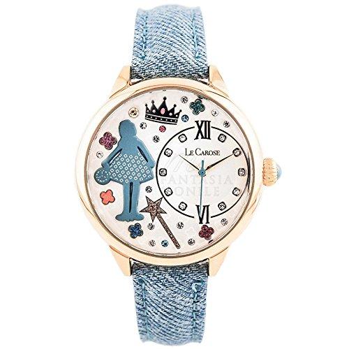 Uhr Damen Le Carose Workers Mestieri Prinzessin Pink Mood 017okfm