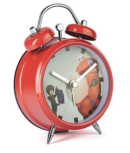 BIGHERO6 Mini twin bell Alarm Clock