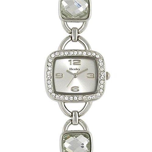 Henley Glamour H1623 02 mit Kristall in schicker Praesentbox