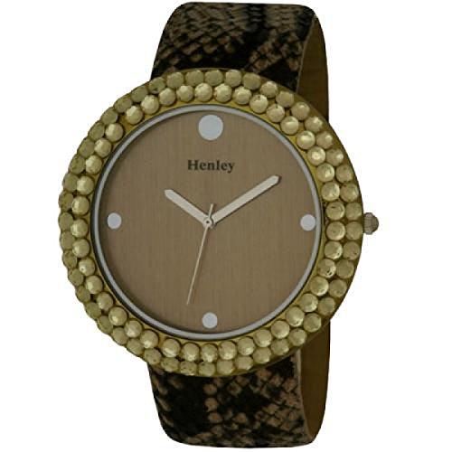 Henley H06027 2 dekorative runde polierte