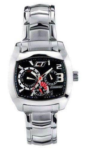 ct Armbanduhr Edelstahl CC 7049M 02M