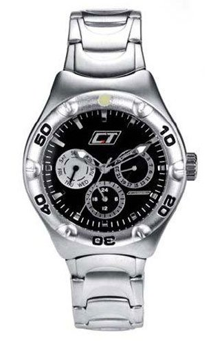 ct Armbanduhr Edelstahl CC 7051M 02M